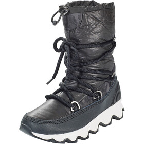 Sorel Kinetic Laarzen Dames, black/white